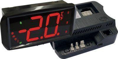 Controlador Temperatura Sem Monitor De Tensão MT444 Express 230VAC Versão 02 Full Gauge