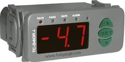 Controlador Temperatura TC940RI Com Alarme 115 230V SB41 Versão 04 Full Gauge