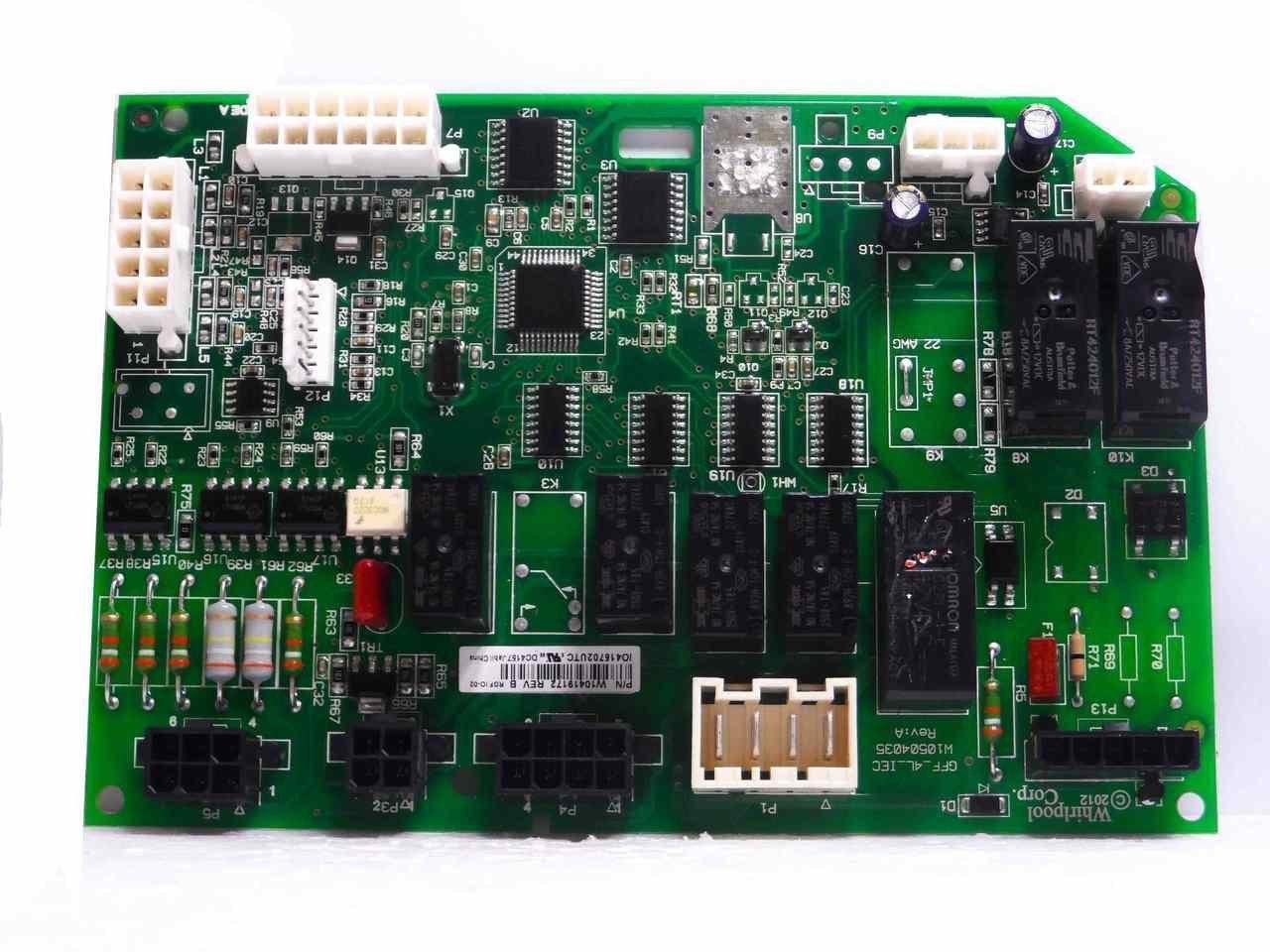 Placa Eletrônica Refrigerador Brastemp 127V W10419172
