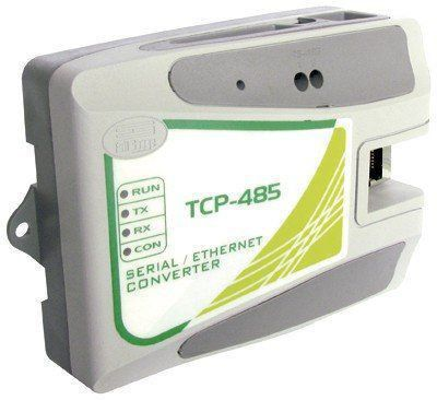 Conversor Serial ETHERNET TCP-485 Versão 03 Full Gauge
