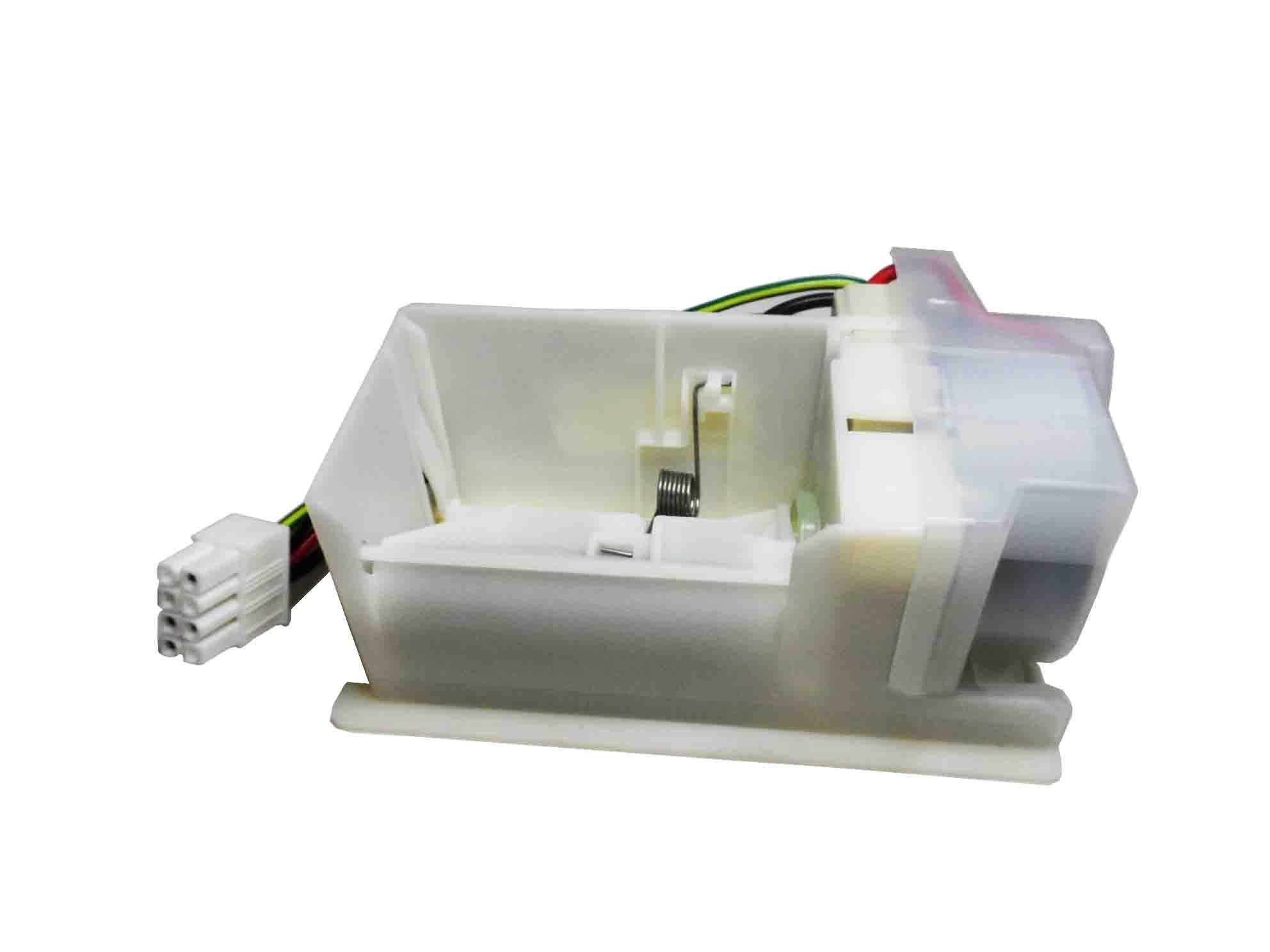 Damper Eletrônico Refrigerador Brastemp 127V W10257451