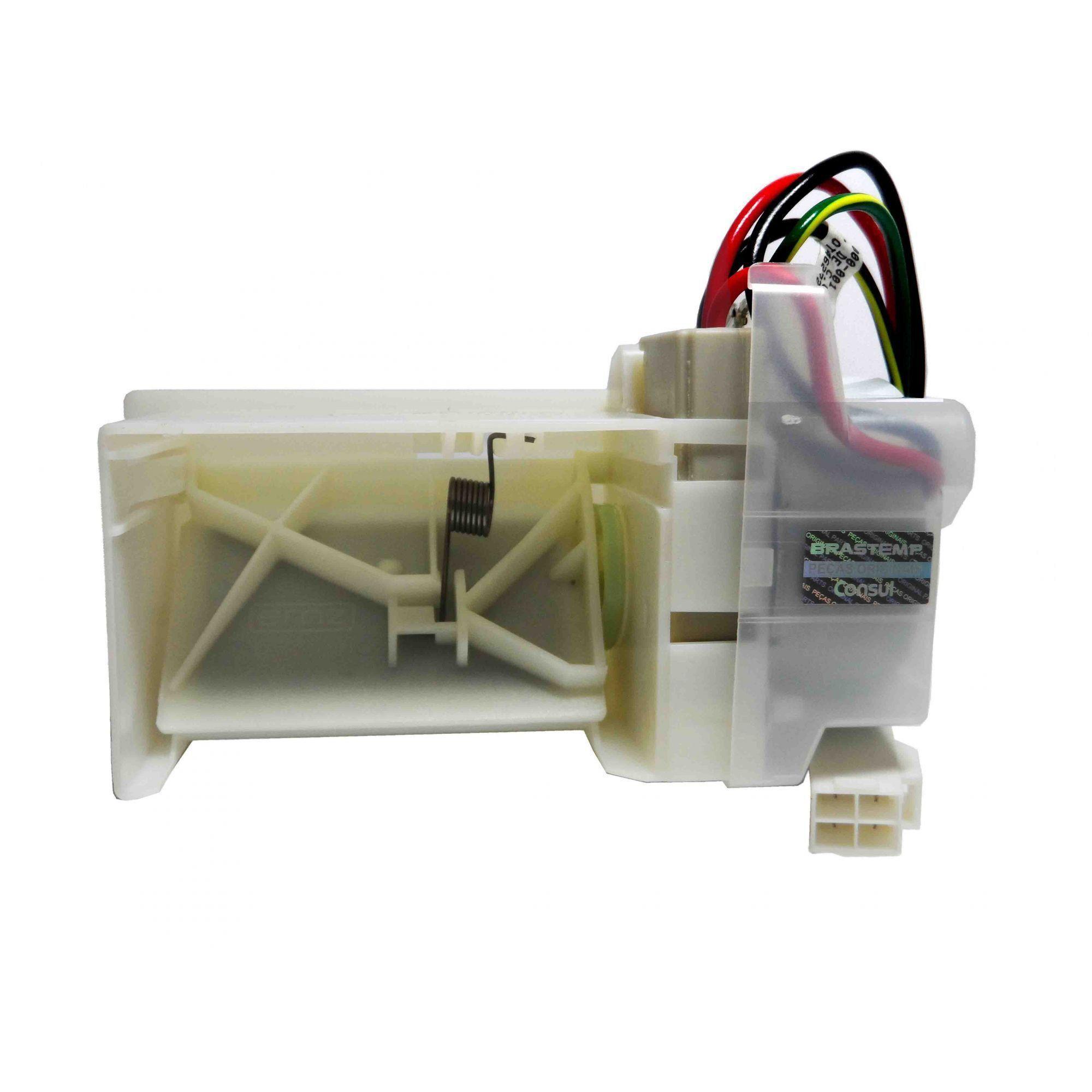 Damper Eletrônico Refrigerador Brastemp 127V W10459324