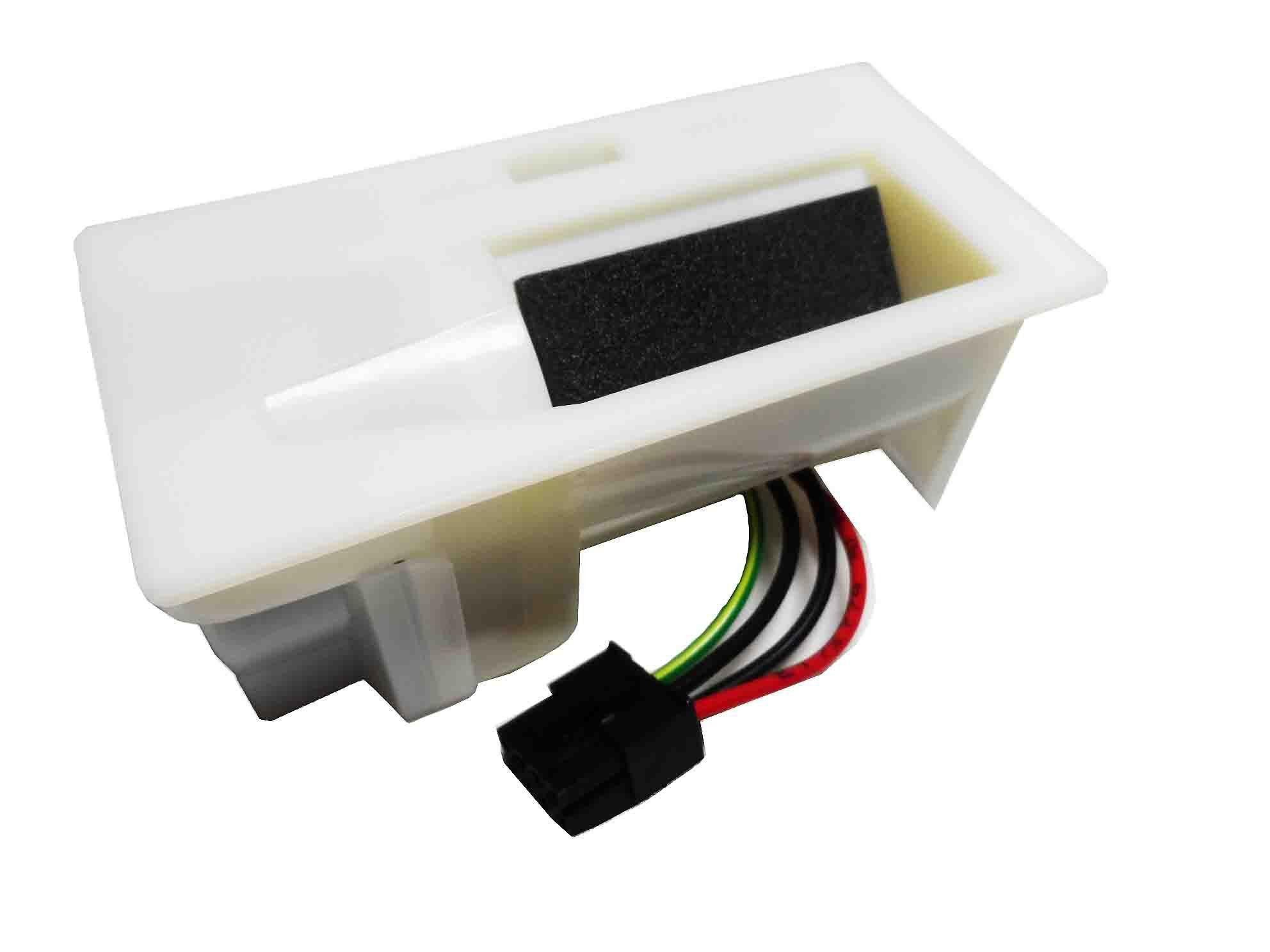 Damper Eletrônico Refrigerador Brastemp 220V W10257457