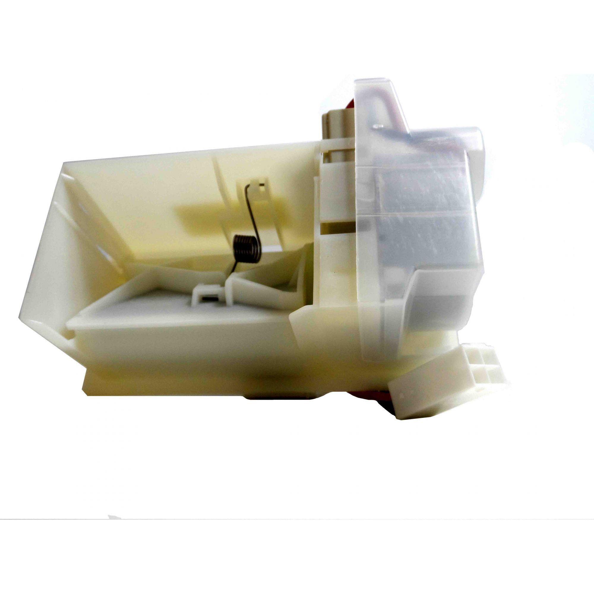 Damper Eletrônico Refrigerador Brastemp 200V W10459326