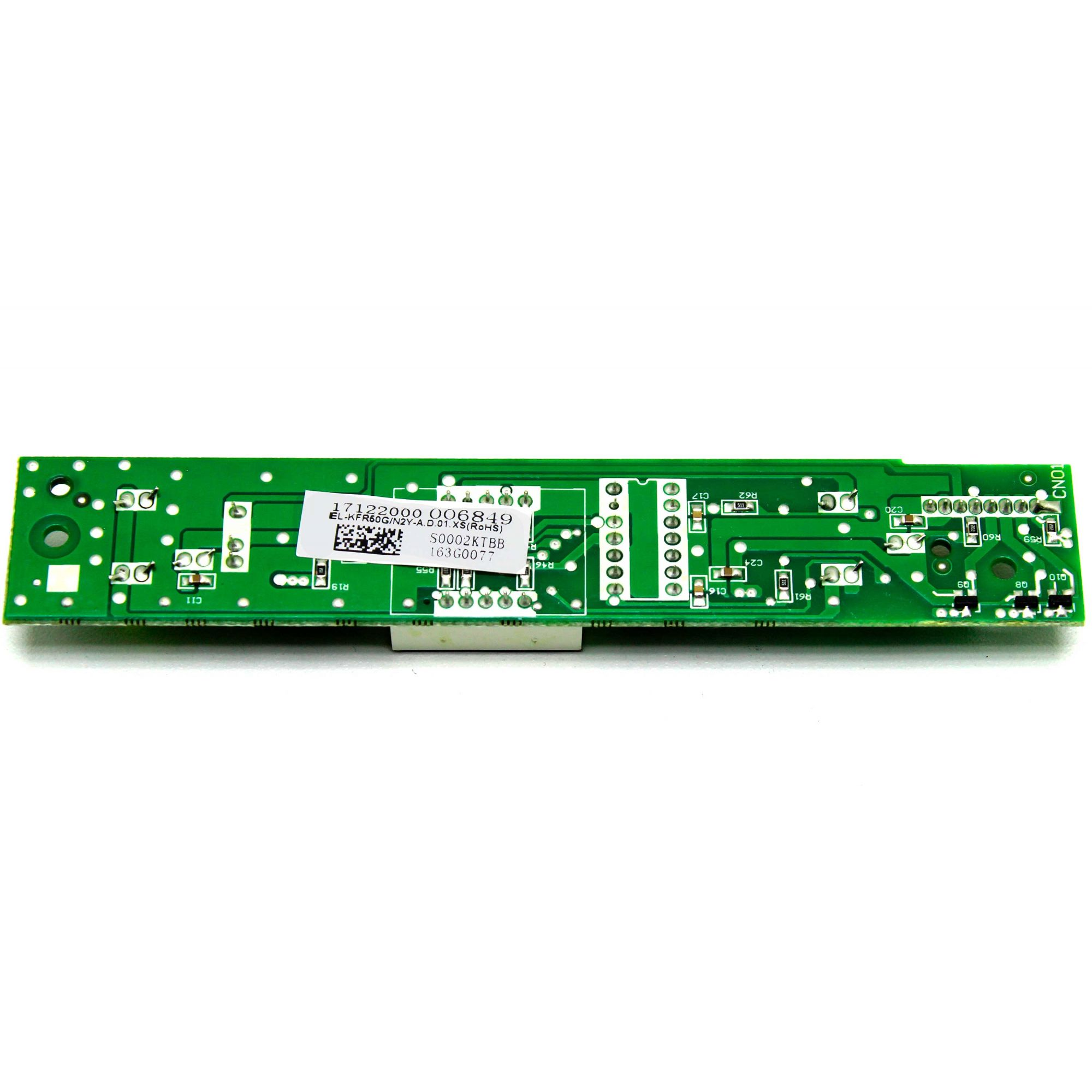 Display Completo Ar Condicionado Electrolux 07111007