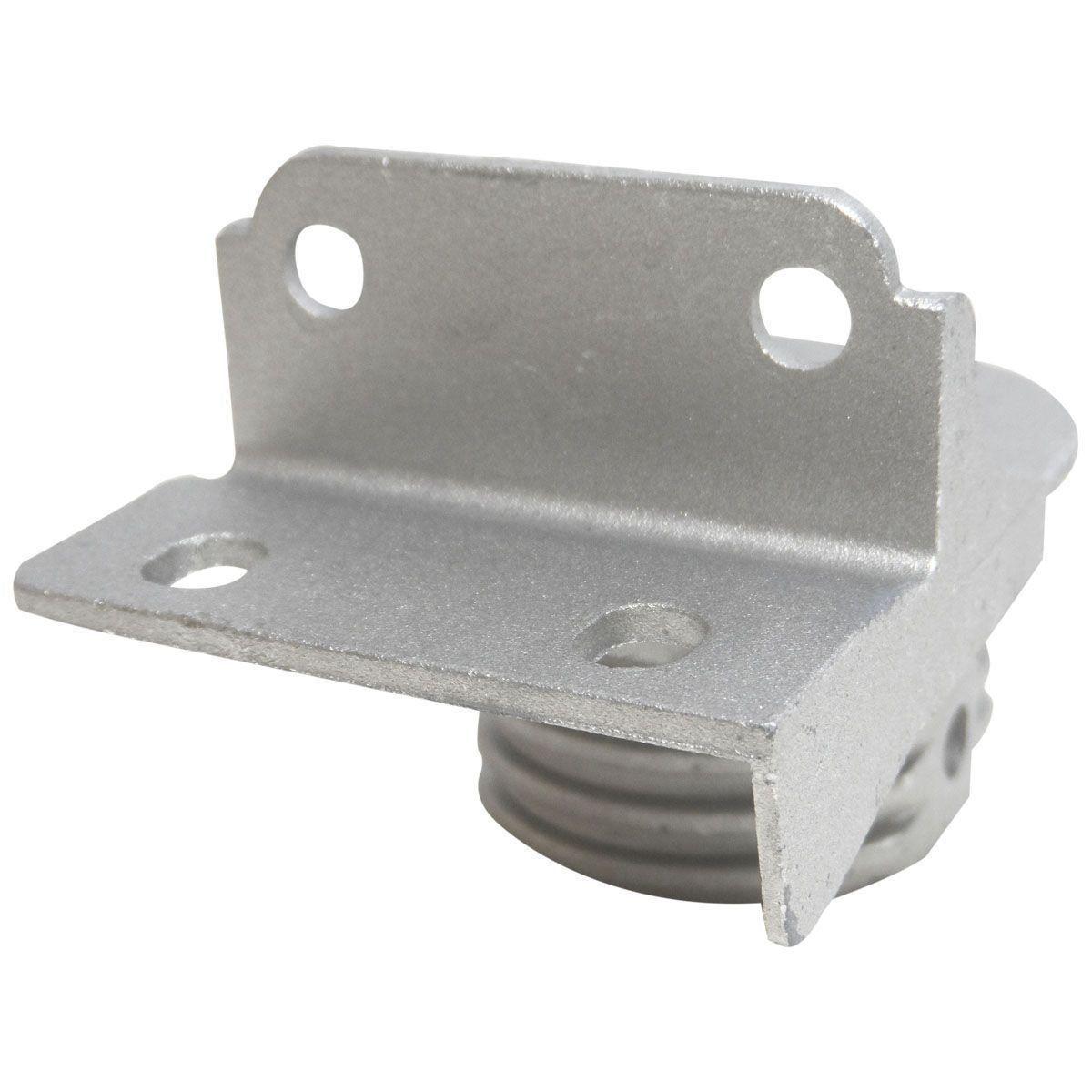 Dobradiça Inferior Esquerda Refrigeradaor Electrolux 72001225