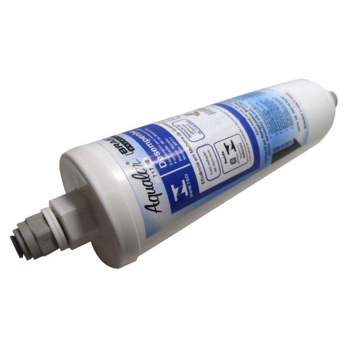 Filtro Beber Água Refrigerador Side By Side Brastemp 326023173