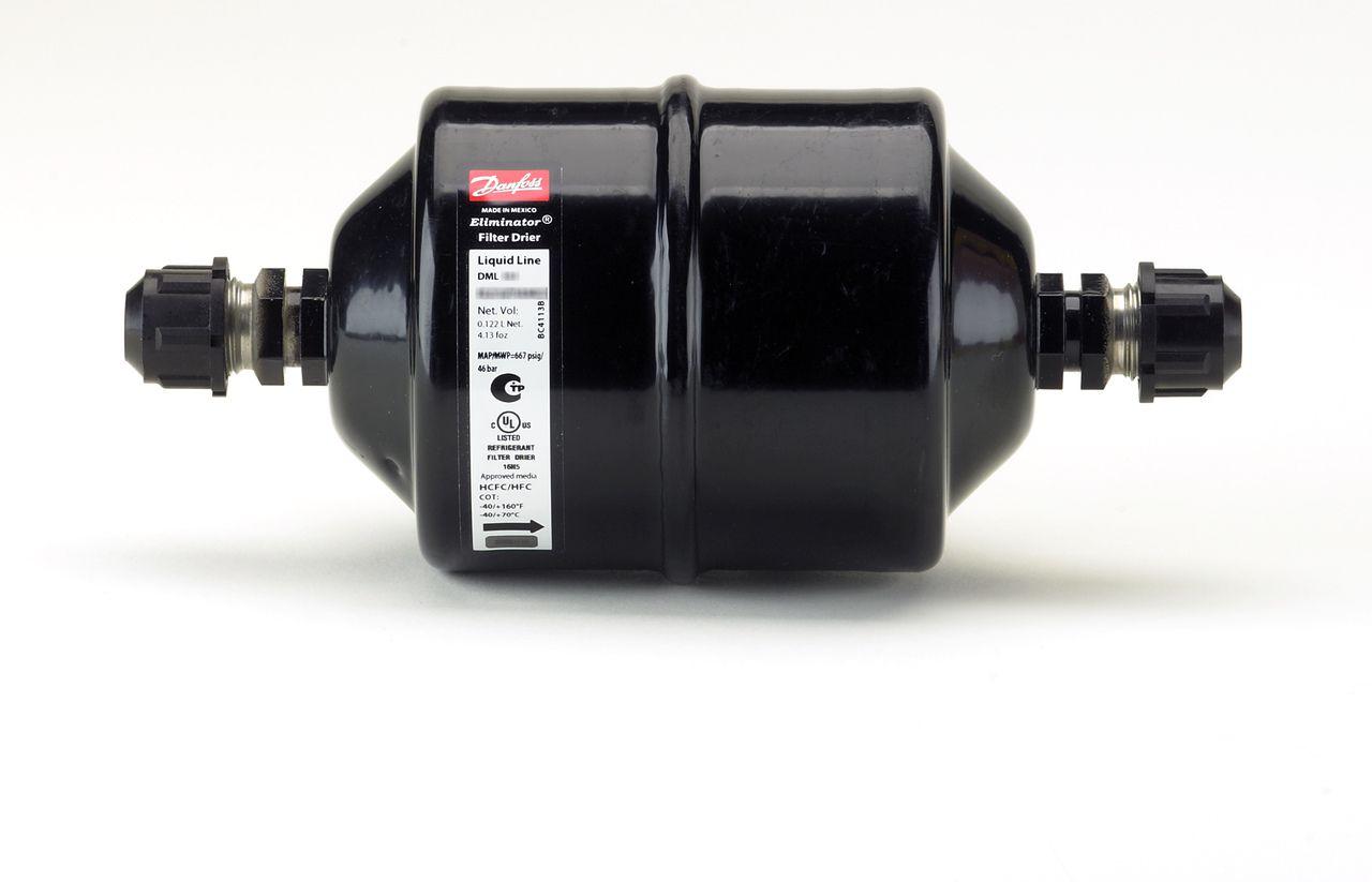 Filtro secador 350 5/8 Rosca DML165 023Z5045 Danfoss