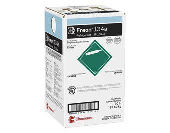 Fluido Refrigerante Suva 134A DAC 13,62 The Chemours