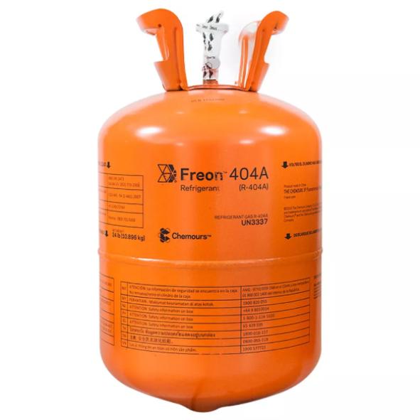 Fluido Refrigerante Suva HP62/R404A DAC 10,896 The Chemours