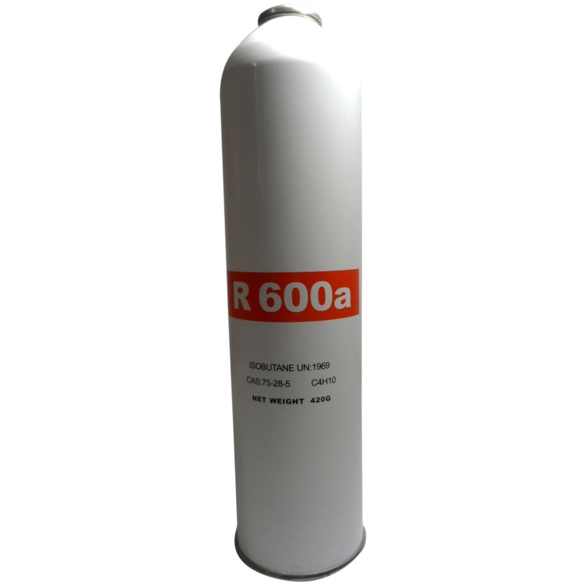 GÁS R600A LATA 420G INFLAMAVEL