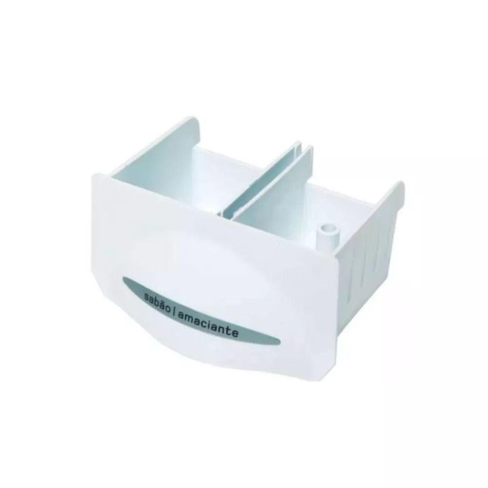 Gaveta Dispenser Lavadora Brastemp 326048519