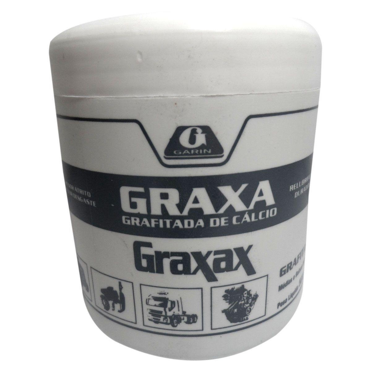 GRAXA GARIN CALCIO 500 GRAMAS
