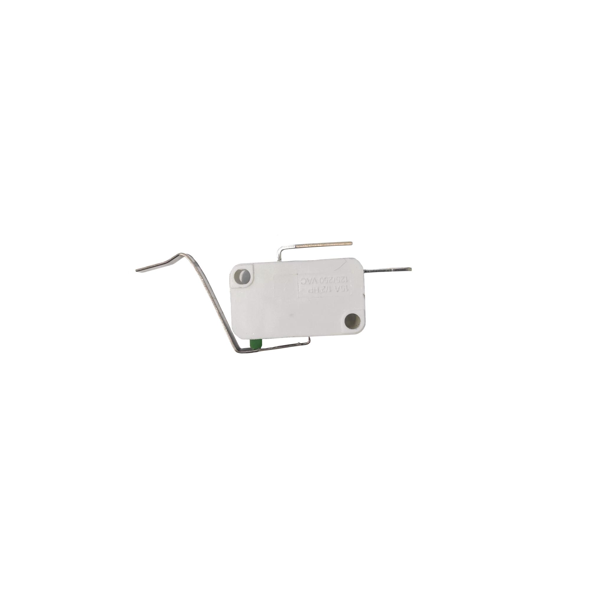 Interruptor Tampa Eletrônica Lavadora Brastemp 4257650