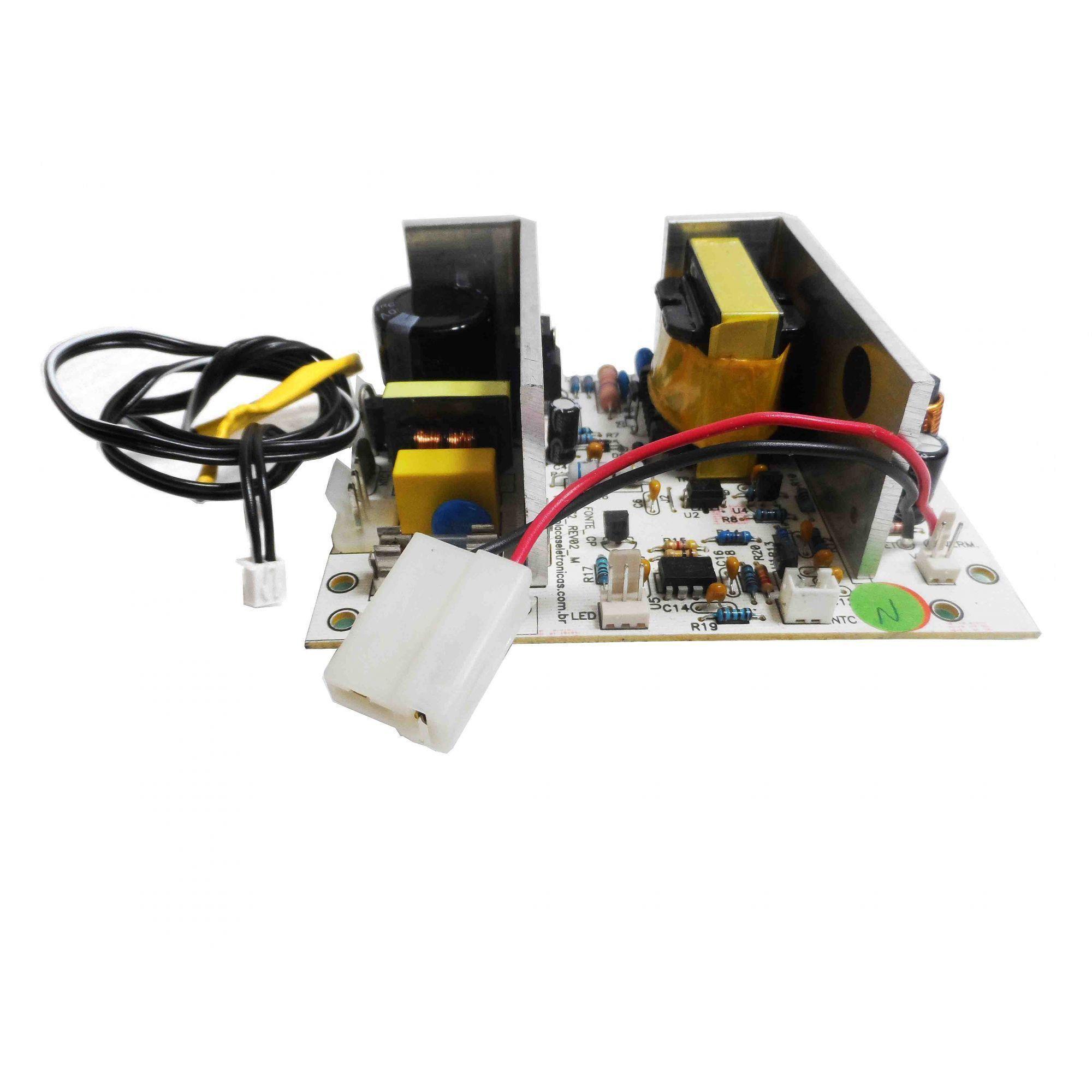 Modulo Eletrônico Bebedouro Latina Plena Moderno 127V CP Eletrônica 0526