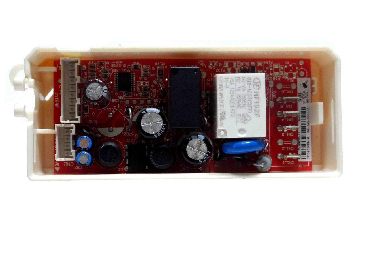 Modulo Eletrônico Hercules III Refrigerador Brastemp Consul W10632492