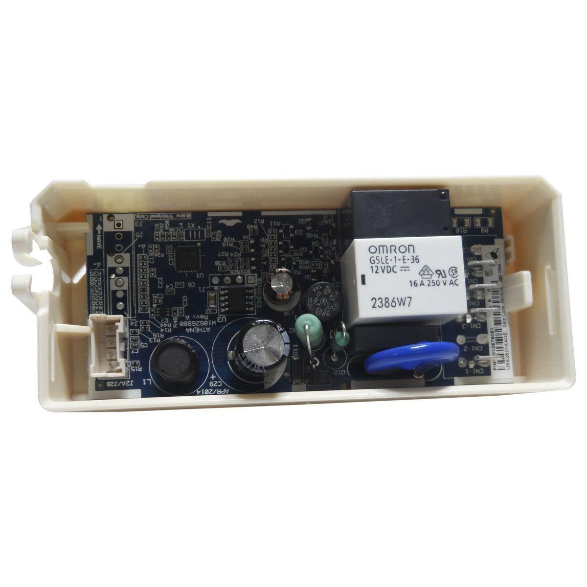 Controle Eletrônico Refrigerador Brastemp W10215331