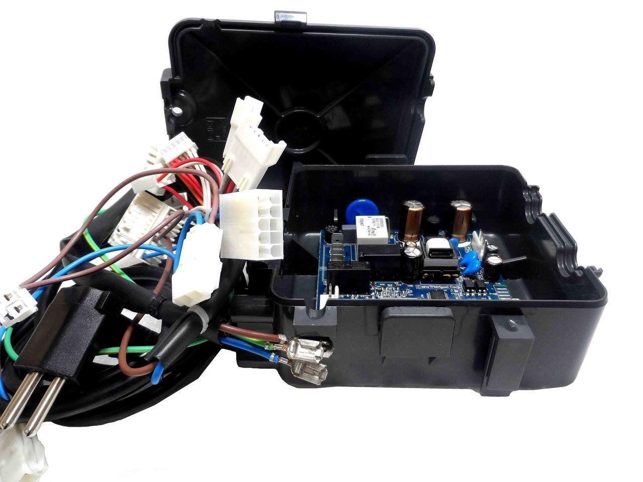 Placa Eletrônica Bivolt Refrigerador Brastemp W10591605