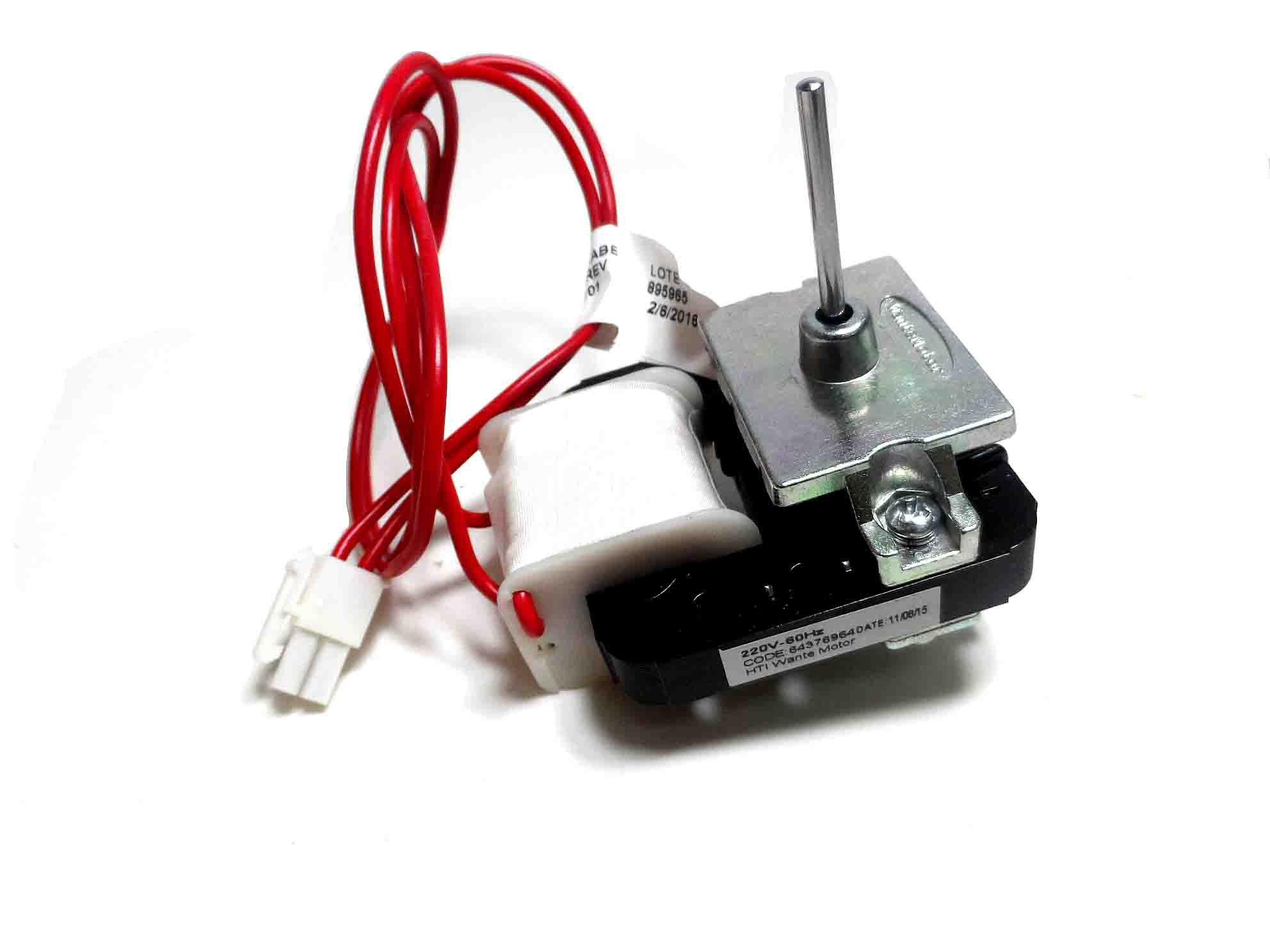 MOTOR VENTILADOR REFRIGERADOR ELECTROLUX 220V 64376967