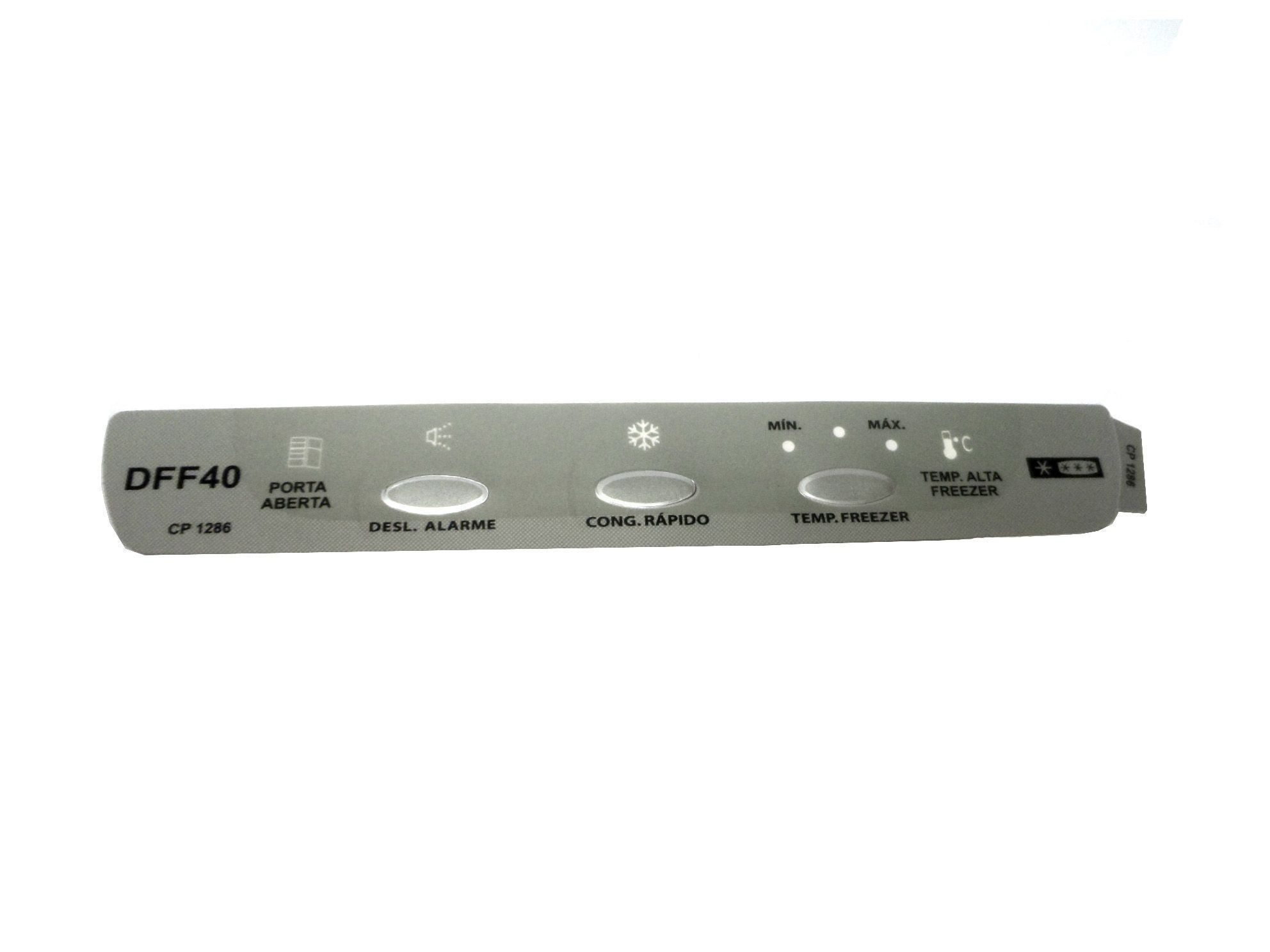 PAINEL DECORATIVO REFRIGERADOR ELECTROLUX DFF40