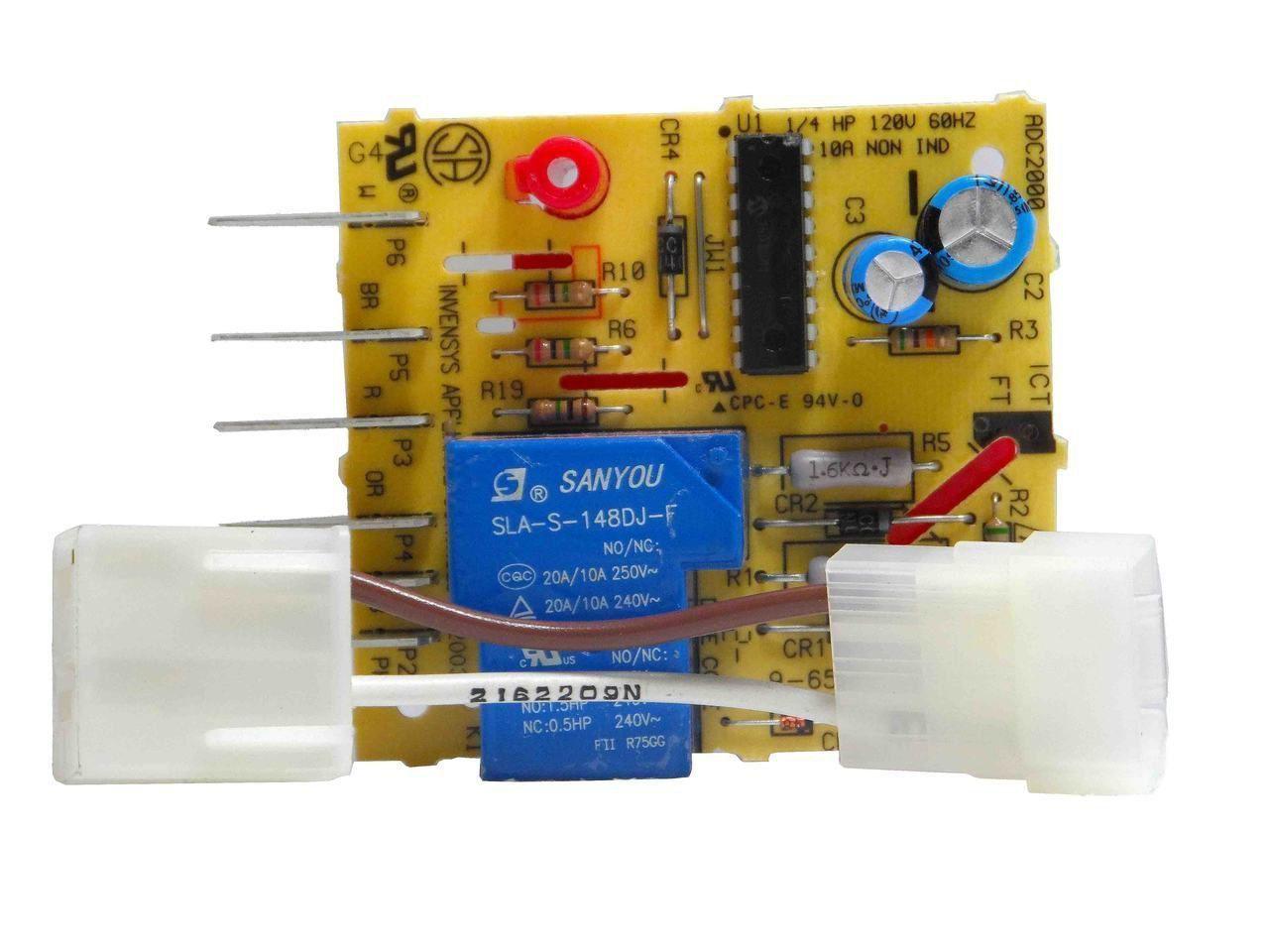 Placa Eletrônica Degelo Refrigerador Brastemp 127V 326013150/326063077