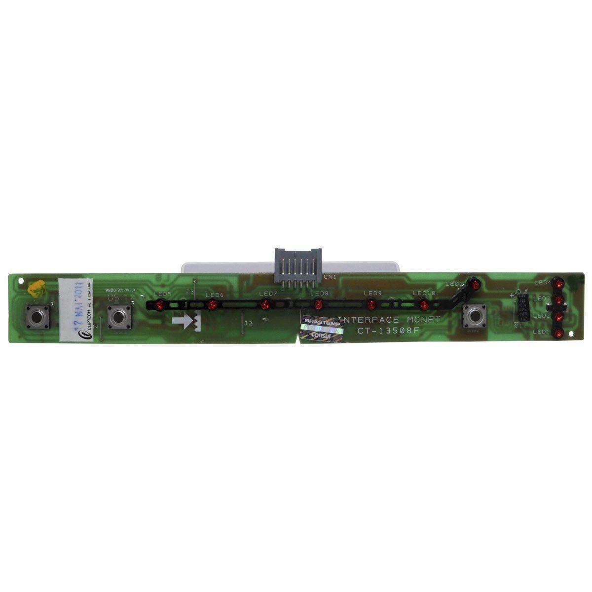 Placa Eletrônica Interface Lava Louça Brastemp Bivolt 326007714