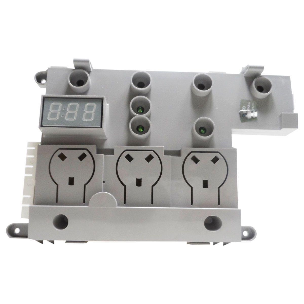 Placa Eletrônica Interface Lava Louça Brastemp Bivolt 326051861