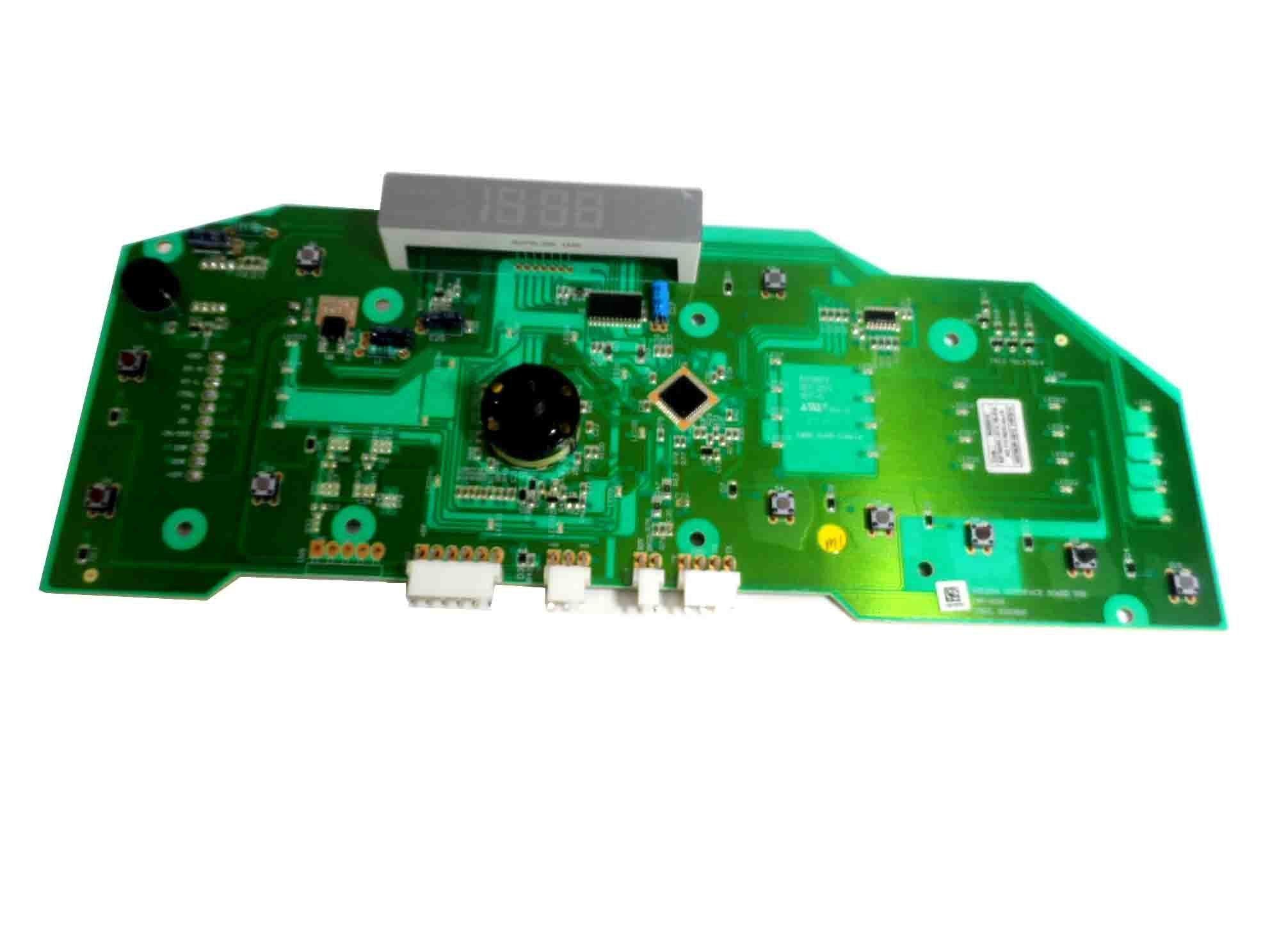 Placa Eletrônica Interface Lava Seca Electrolux Bivolt 70201936