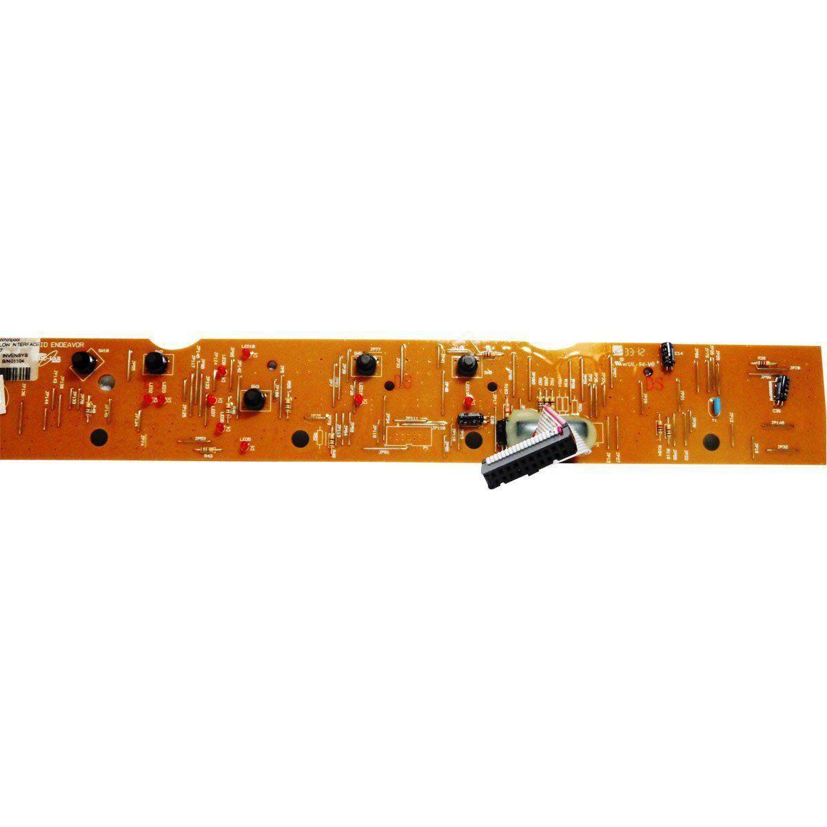 Placa Eletrônica Interface Lavadora Brastemp 326040911