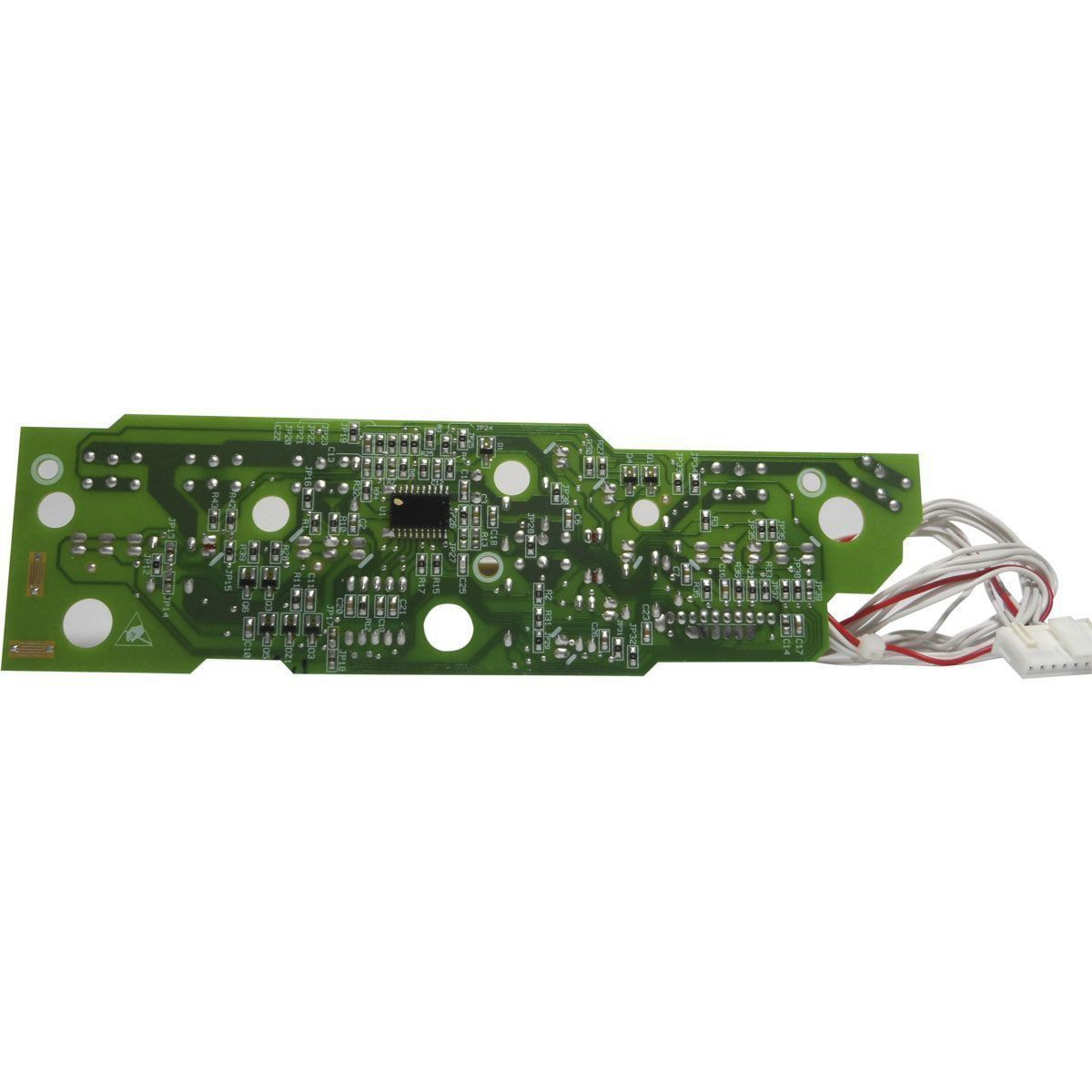 Placa Eletrônica Interface Lavadora Brastemp Bivolt W10212514/W10605804