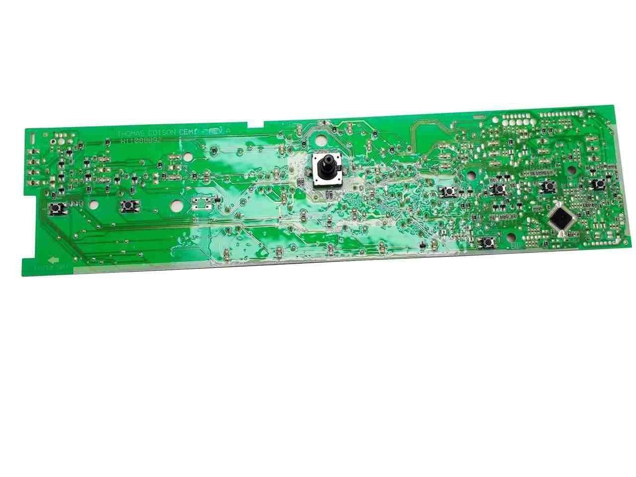 Placa Eletrônica Interface Lavadora Brastemp Bivolt W10640425