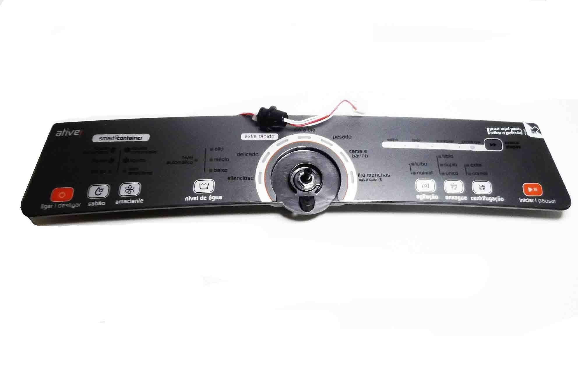 Placa Eletrônica Interface Lavadora Brastemp W10463582