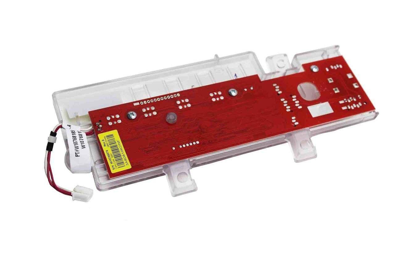 Placa Eletrônica Interface Lavadora Consul Bivolt W10751205