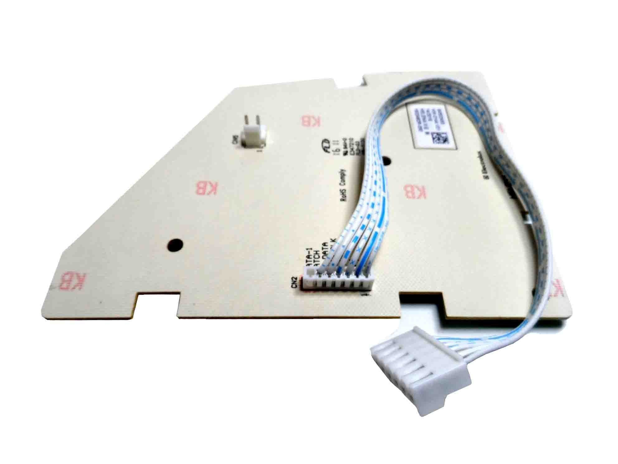Placa Eletrônica Interface Lavadora Electrolux  64502493