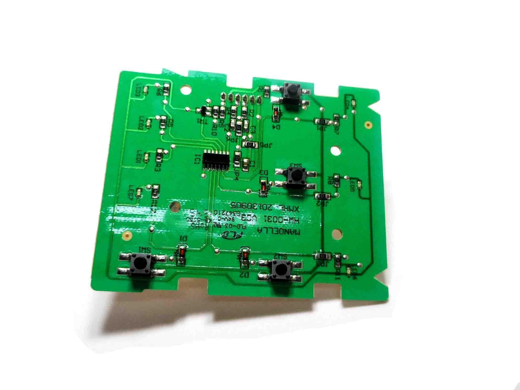 Placa Eletrônica Interface Lavadora Electrolux  64503062