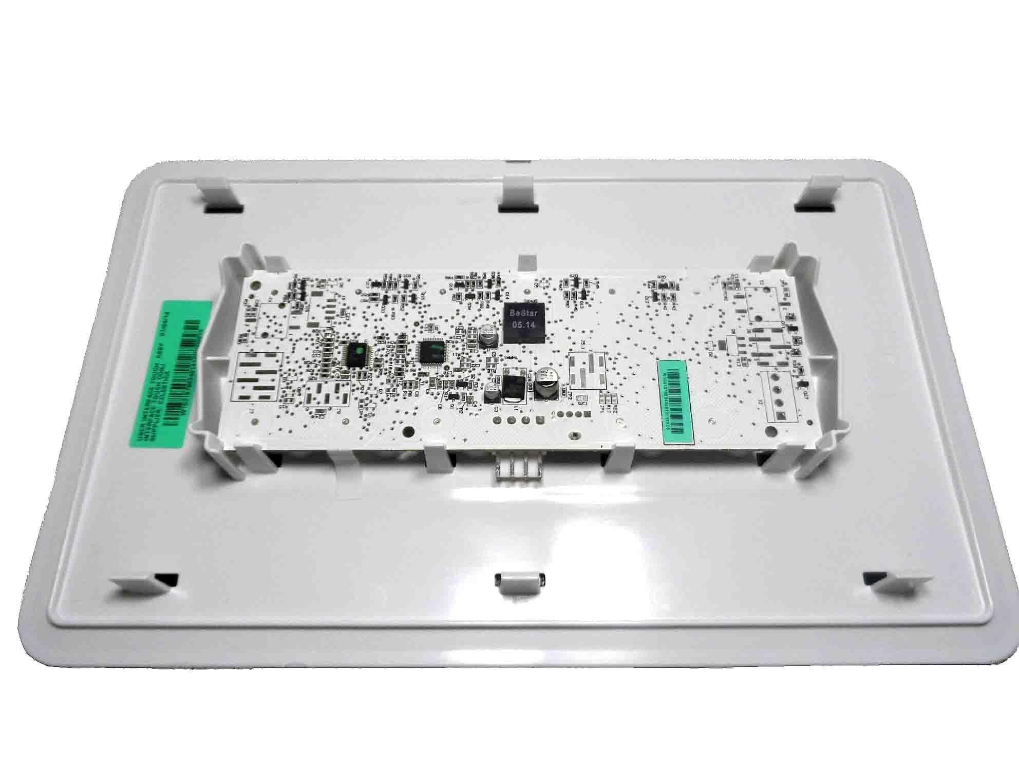 Placa Interface Refrigerador Brastemp Bivolt W10318796
