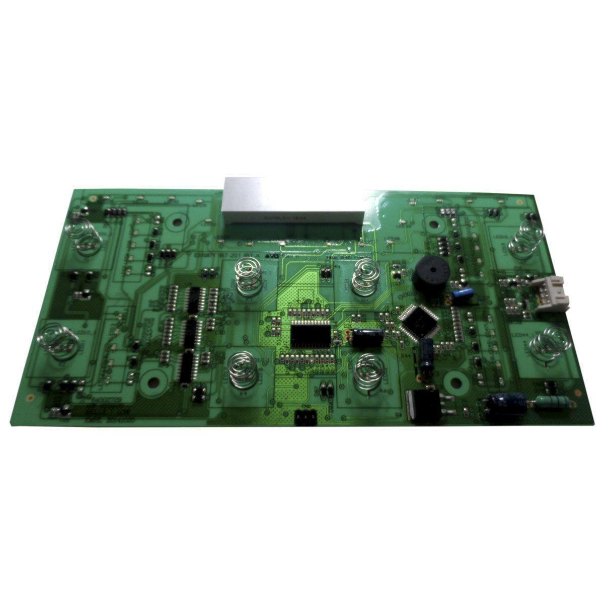 Placa Eletrônica Interface Refrigerador Electrolux Inverse 64502729
