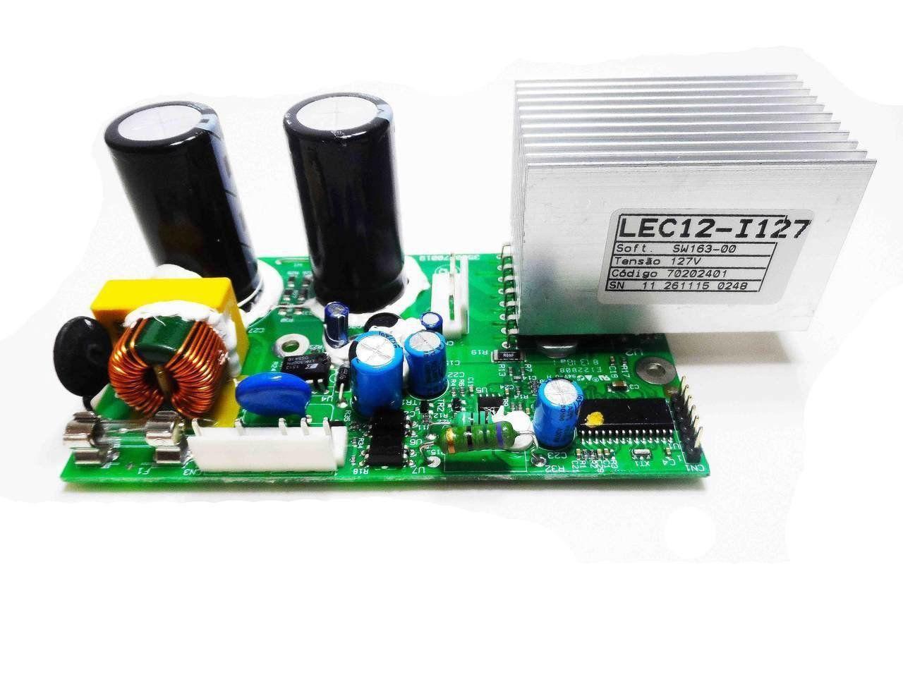 Placa Eletrônica Inversora Lavadora Electrolux.