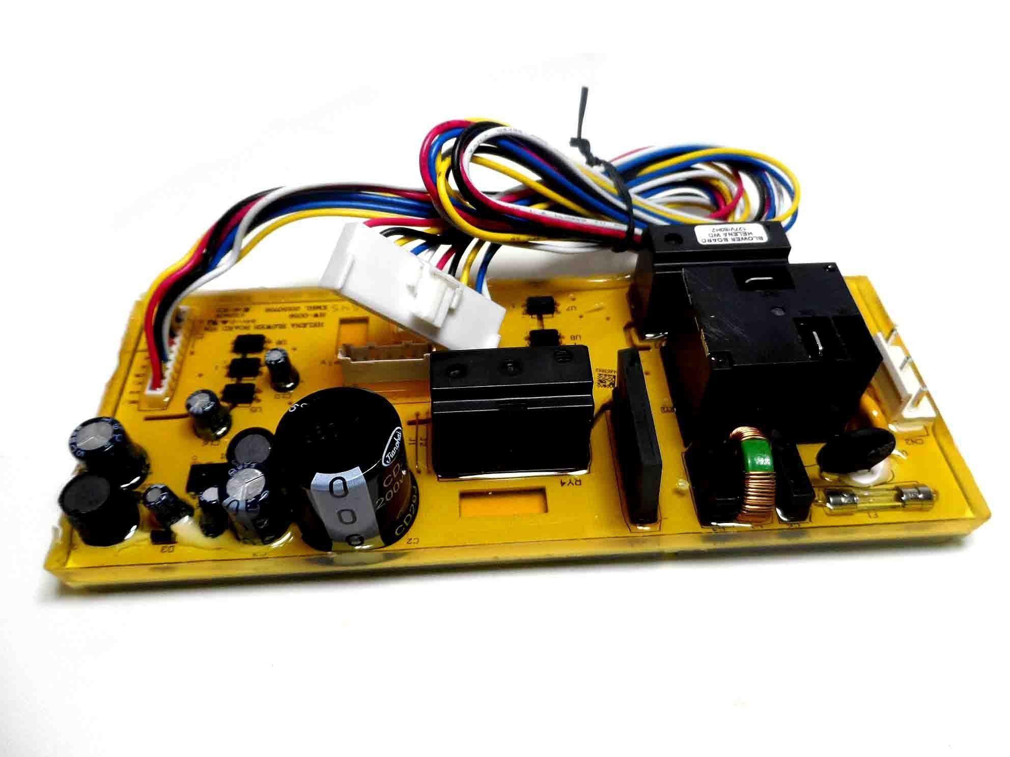 Placa Eletrônica Lava Seca Electrolux 64500840