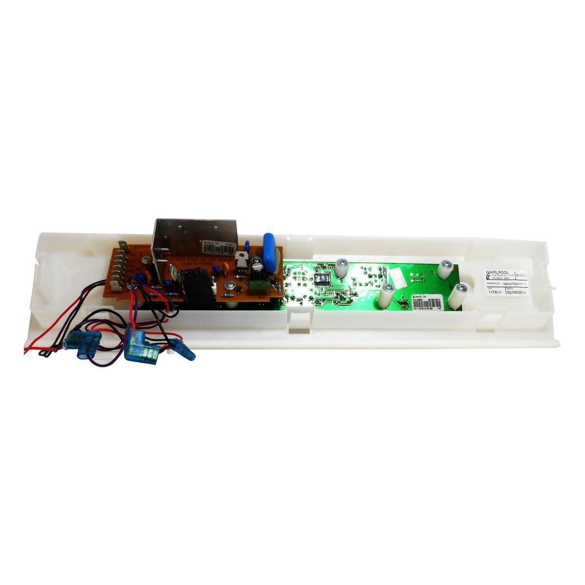 Placa Eletrônica Lavadora Brastemp 127V 326024100