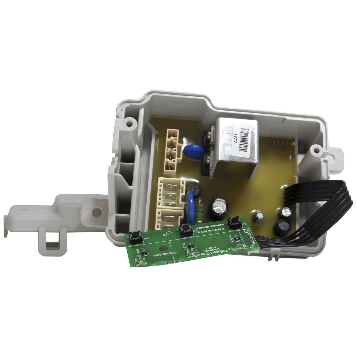 Placa Eletrônica Lavadora Brastemp/Consul 127V W10818971