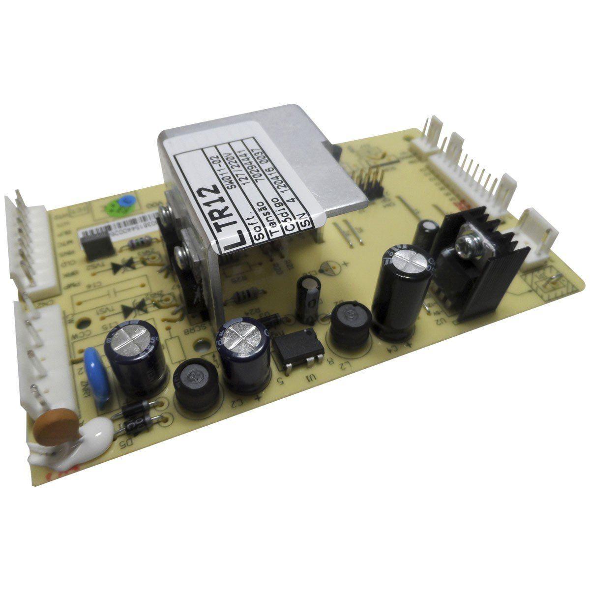 Placa Eletrônica Lavadora Electrolux