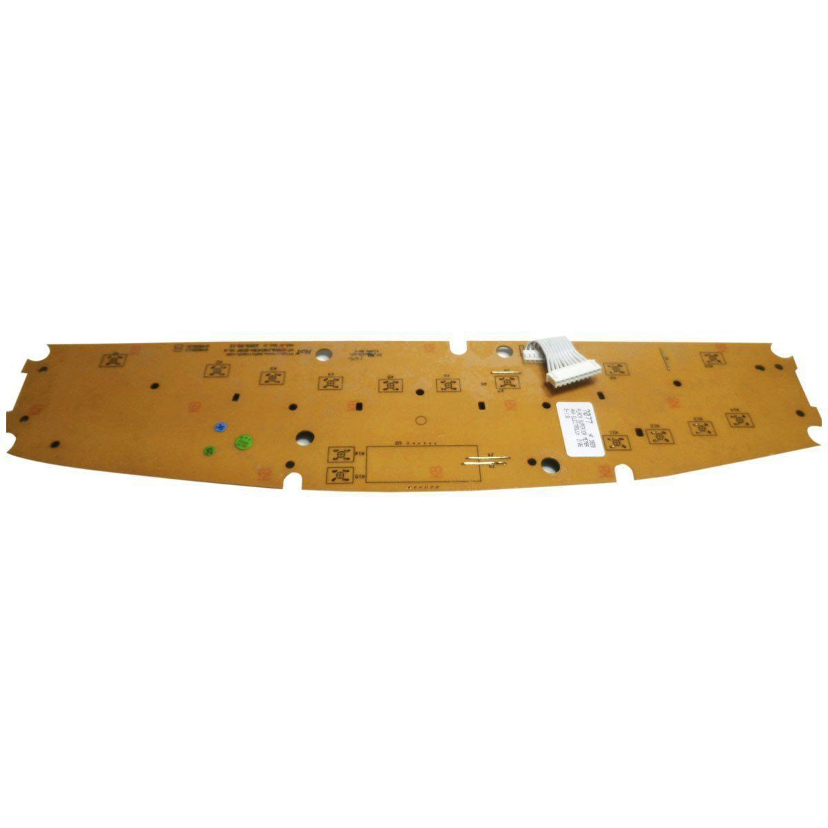 Placa Eletrônica Superior Membrana Lavadora Electrolux X 64800113