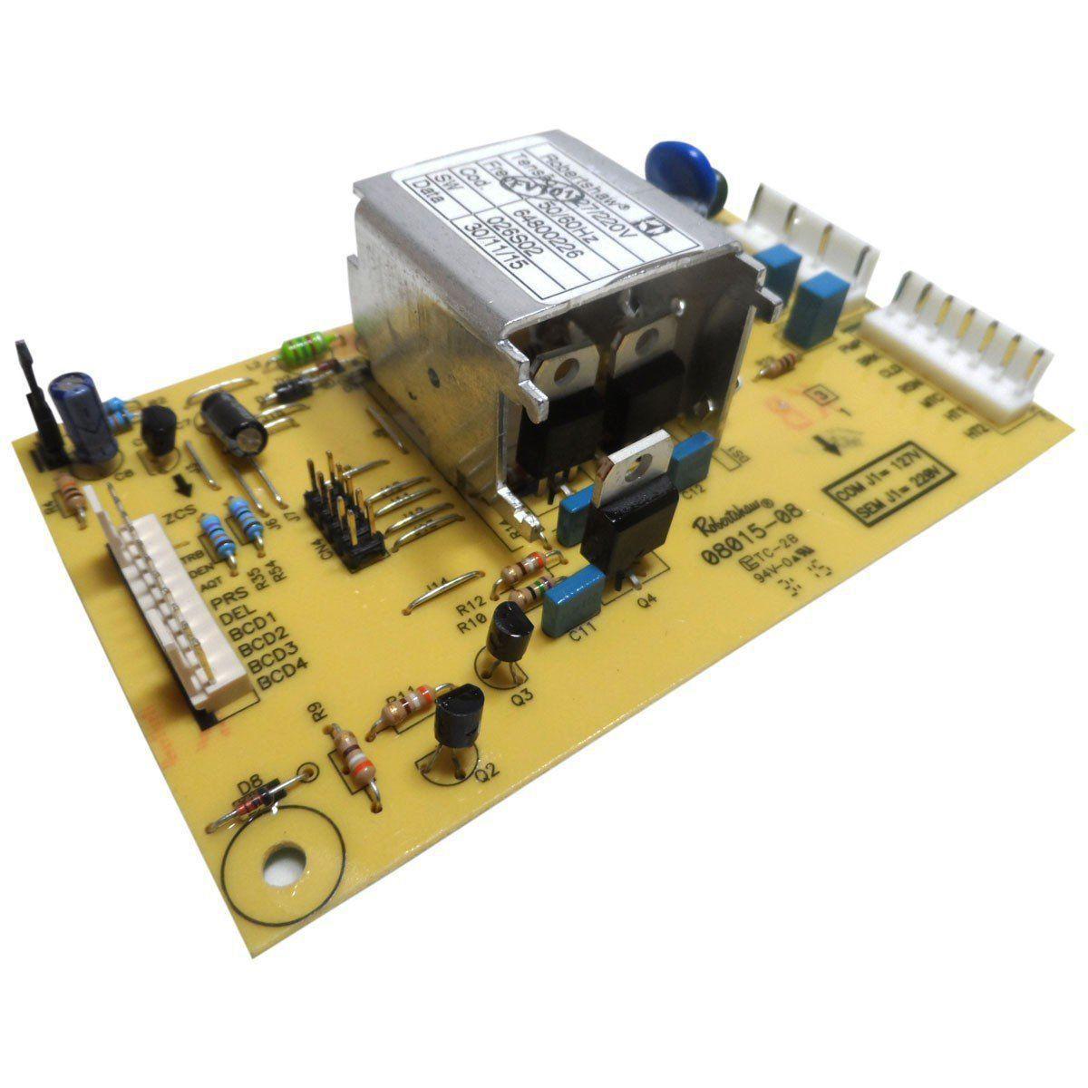 Placa Eletrônica Lavadora Electrolux 64800226