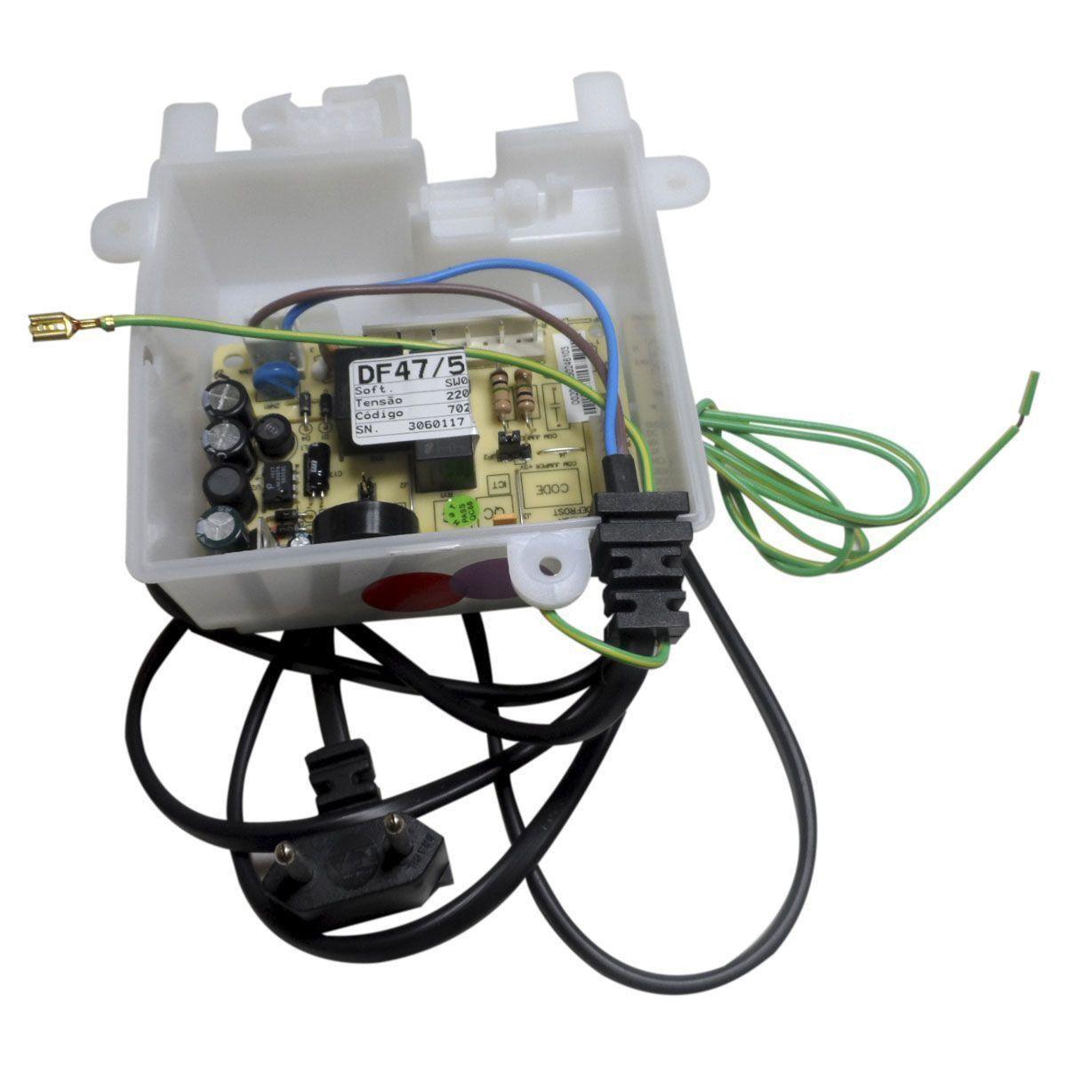 Placa Eletrônica Lavadora Electrolux 64800626