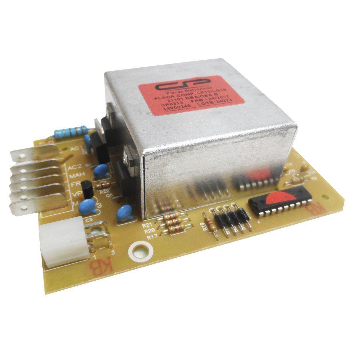 Placa Eletrônica Lavadora Electrolux Bivolt C.P 64800240