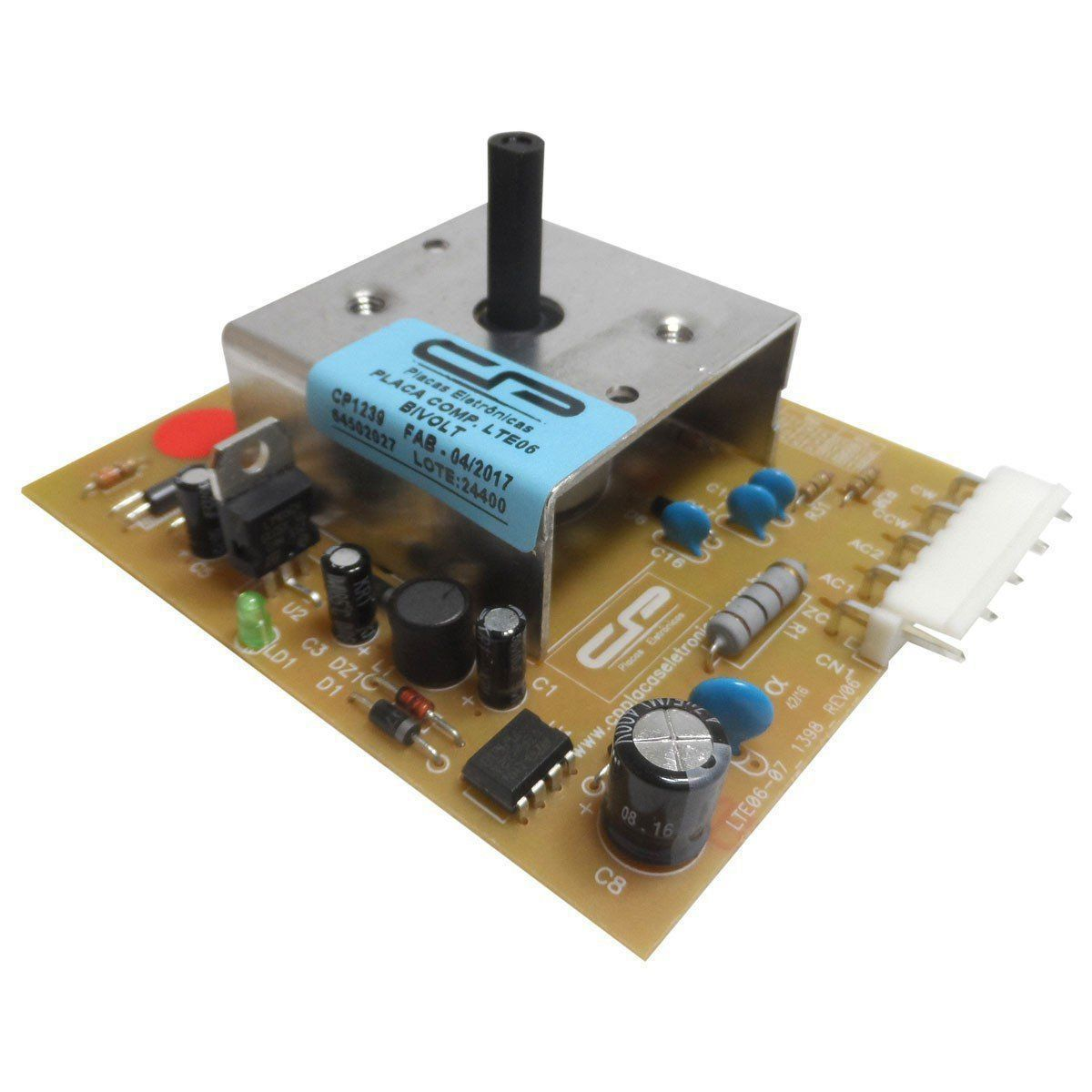 Placa Eletrônica Lavadora Electrolux Bilvot CP.