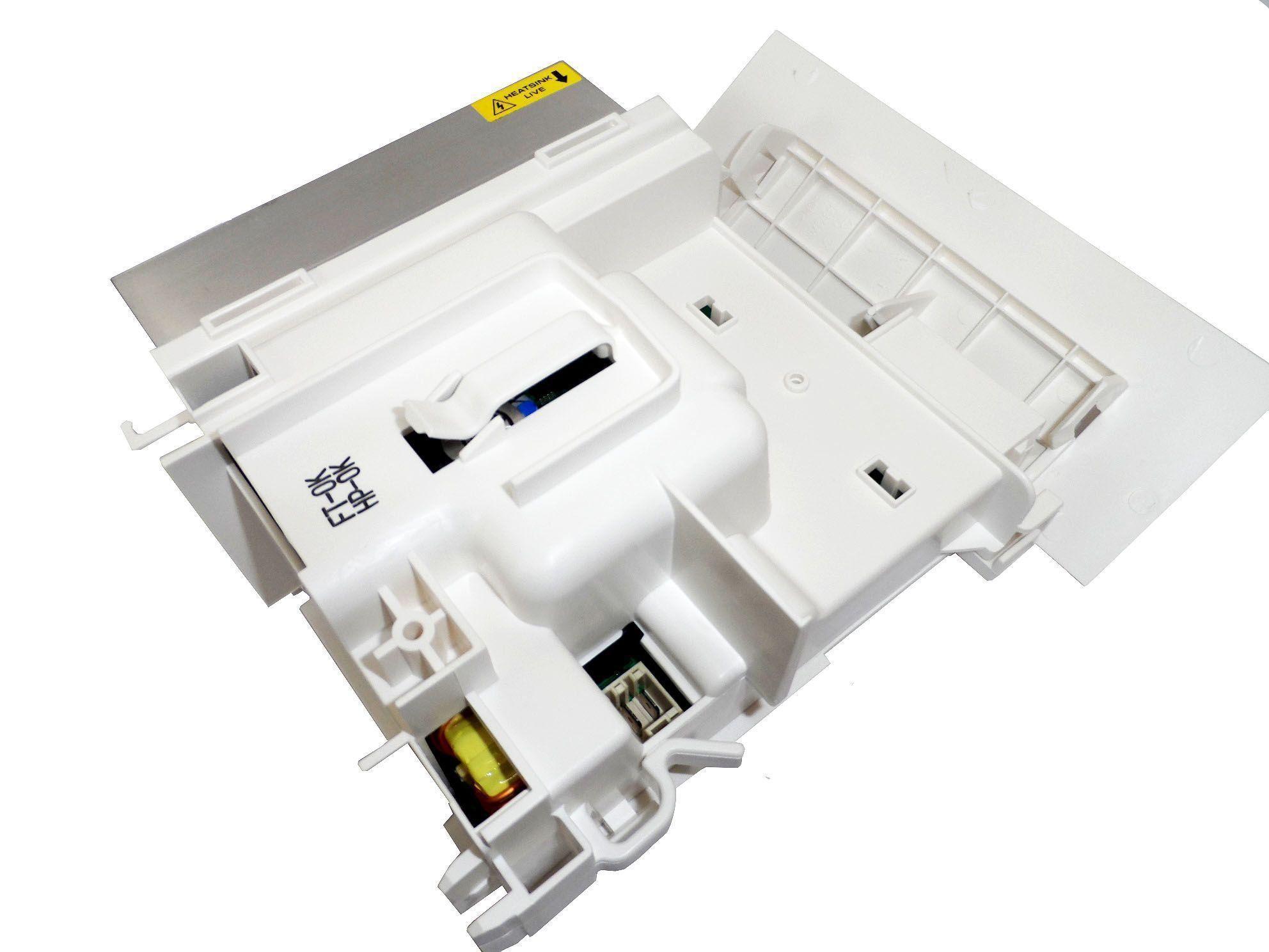 Placa Eeletrônica Motor Lavadora Electrolux 34591200