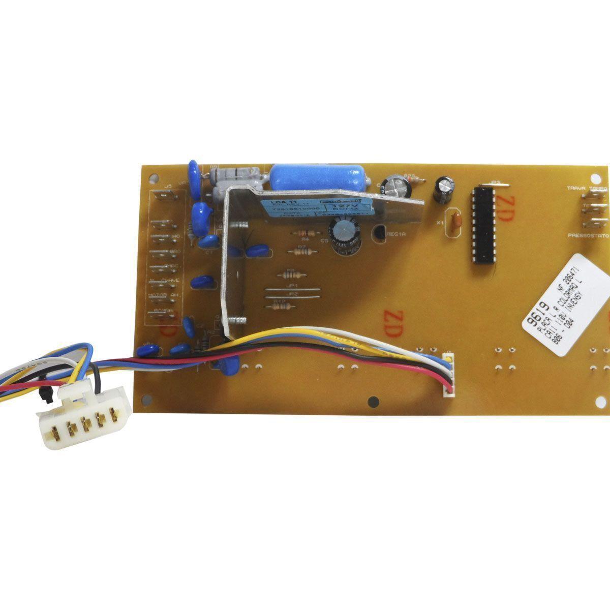 Placa Eletrônica Lavadora Colormaq Bivolt