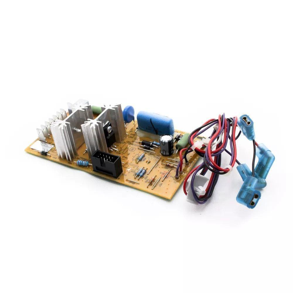 Placa Eletrônica Potência Lavadora Brastemp 127V 326050620